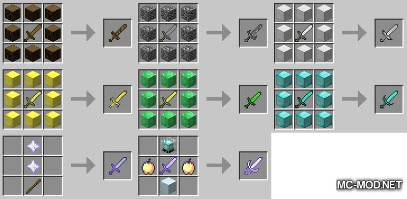1509261870_87_advanced-combat-mod-1-12-21-11-2-for-minecraft Advanced Combat Mod 1.12.2/1.11.2 for Minecraft