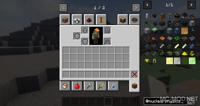 1509263701_322_nuclear-physics-mod-1-12-21-11-2-for-minecraft Nuclear Physics Mod 1.12.2/1.11.2 for Minecraft