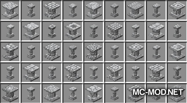 1514745158_455_corail-pillar-extension-chisel-mod-1-12-2-1-11-2-for-minecraft Corail Pillar – Extension Chisel Mod 1.12.2/1.11.2 for Minecraft
