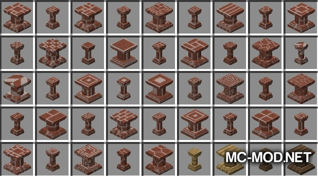 1514745160_532_corail-pillar-extension-chisel-mod-1-12-2-1-11-2-for-minecraft Corail Pillar – Extension Chisel Mod 1.12.2/1.11.2 for Minecraft