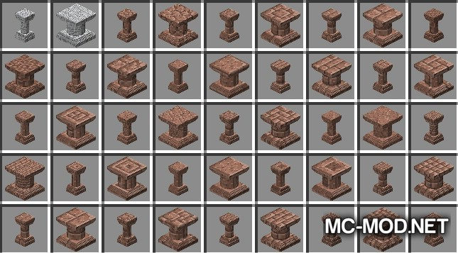 1514745160_627_corail-pillar-extension-chisel-mod-1-12-2-1-11-2-for-minecraft Corail Pillar – Extension Chisel Mod 1.12.2/1.11.2 for Minecraft
