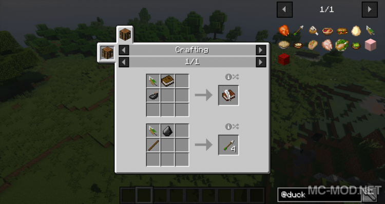 1515385601_232_duckcraft-mod-1-12-2-1-11-2-for-minecraft DuckCraft Mod 1.12.2/1.11.2 for Minecraft