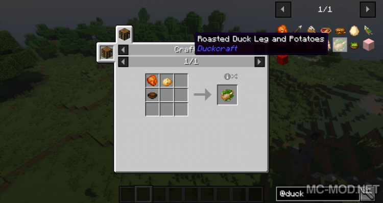 1515385601_674_duckcraft-mod-1-12-2-1-11-2-for-minecraft DuckCraft Mod 1.12.2/1.11.2 for Minecraft