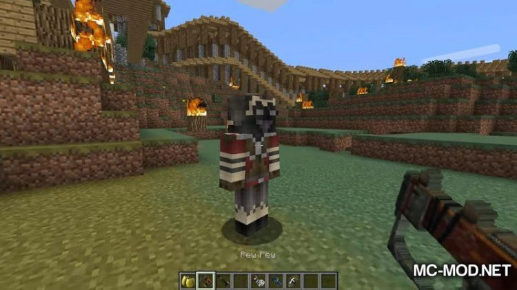 1517414631_217_fallout-mod-1-12-2-1-11-2-for-minecraft Fallout Mod 1.12.2/1.11.2 for Minecraft