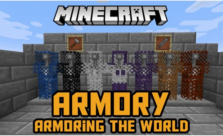 armory-armoring-the-world-mod-1-12-1-1-11-2-for-minecraft Armory – Armoring The World Mod 1.12.1/1.11.2 for Minecraft