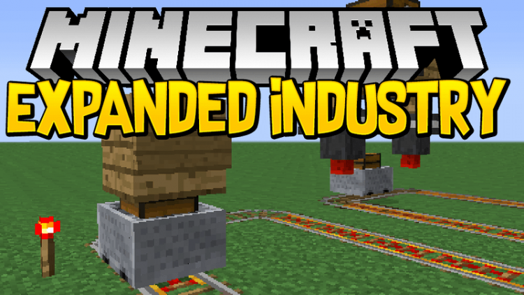expanded-industry-mod-1-12-2-1-11-2-for-minecraft Expanded Industry Mod 1.12.2/1.11.2 for Minecraft