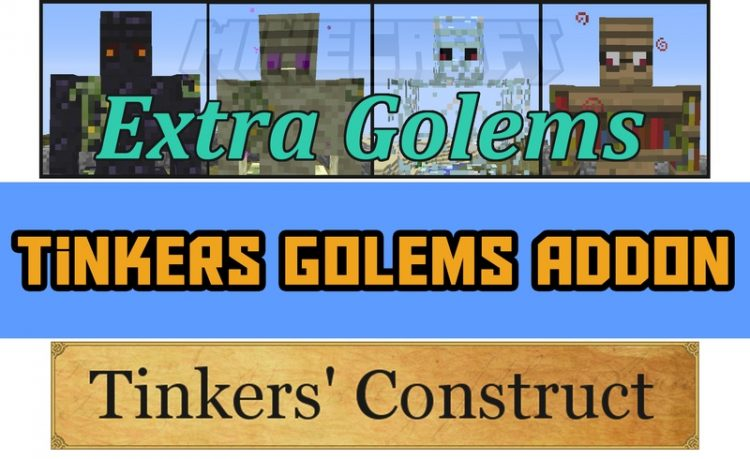 tinkers-golems-addon-mod-1-12-2-1-11-2-for-minecraft Tinkers' Golems Addon Mod 1.12.2/1.11.2 for Minecraft