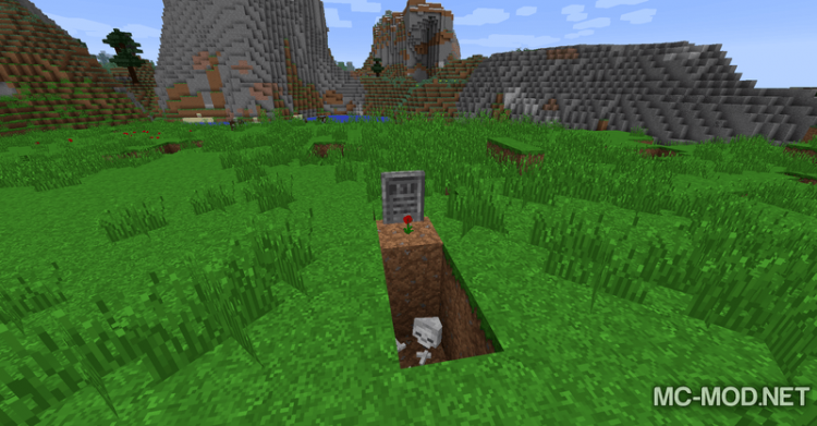 1517764209_389_gravestone-mod-extended-mod-1-12-2-1-11-2-for-minecraft Gravestone Mod – Extended Mod 1.12.2/1.11.2 for Minecraft