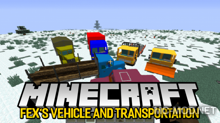 fexs-vehicle-and-transportation-mod-1-12-2-1-11-2-for-minecraft Fex's Vehicle and Transportation Mod 1.12.2/1.11.2 for Minecraft