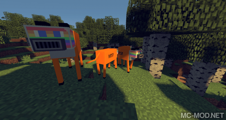 1519900237_737_derp-cats-mod-1-12-2-1-11-2-for-minecraft Derp Cats Mod 1.12.2/1.11.2 for Minecraft