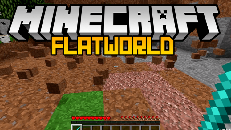 flatworld-mod-1-12-2-1-11-2-for-minecraft FlatWorld Mod 1.12.2/1.11.2 for Minecraft