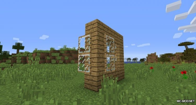 1527100508_532_openable-windows-mod-1-12-2-1-11-2-for-minecraft Openable Windows Mod 1.12.2/1.11.2 for Minecraft
