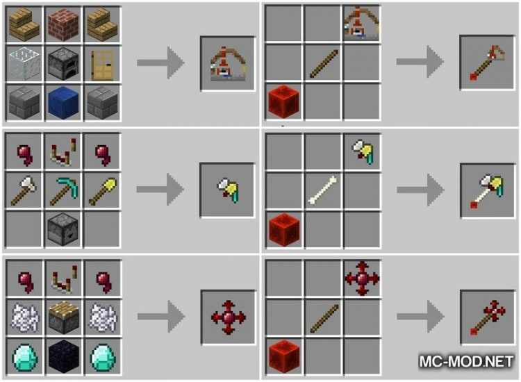 1527102337_138_rapidform-mod-1-12-2-1-11-2-for-minecraft RapidForm Mod 1.12.2/1.11.2 for Minecraft
