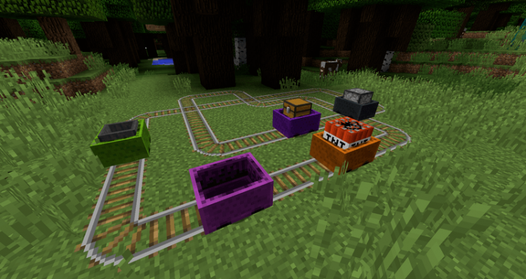 1527351305_490_charset-transport-carts-and-rails-mod-1-12-2-1-11-2-for-minecraft Charset Transport – Carts and Rails Mod 1.12.2/1.11.2 for Minecraft