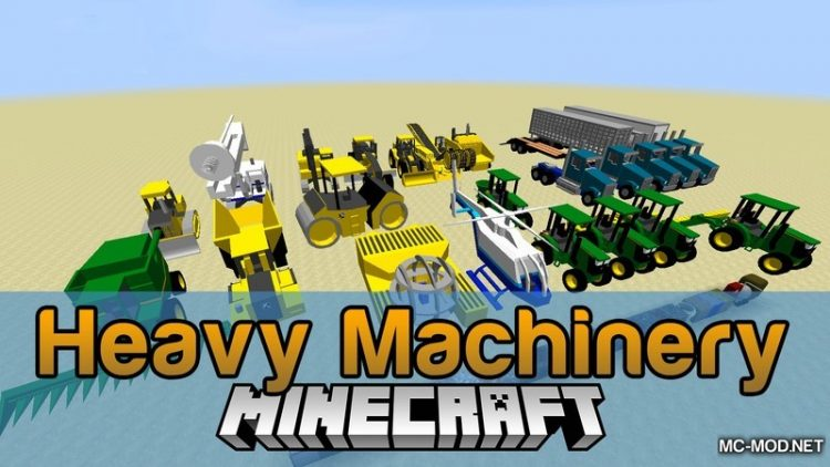 techstacks-heavy-machinery-mod-1-12-2-1-11-2-for-minecraft TechStack's Heavy Machinery Mod 1.12.2/1.11.2 for Minecraft