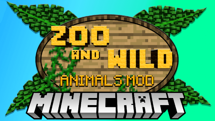 zoo-and-wild-animals-mod-for-minecraft-1-8-9-1-7-10 Zoo and Wild Animals Mod for Minecraft 1.8.9