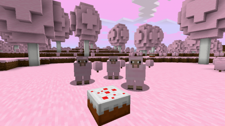 1531743281_134_candy-world-mod-1-12-2-1-11-2-for-minecraft Candy World Mod 1.12.2/1.11.2 for Minecraft