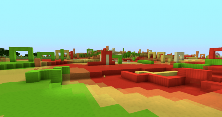 1531743283_845_candy-world-mod-1-12-2-1-11-2-for-minecraft Candy World Mod 1.12.2/1.11.2 for Minecraft