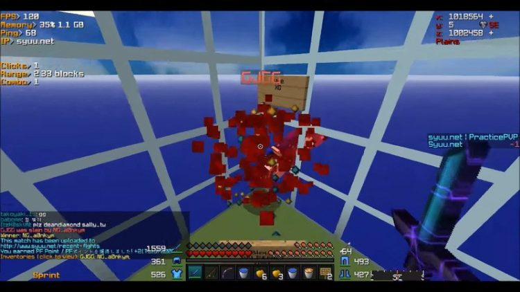 1532351512_544_bloody-kill-effect-mod-1-8-9-for-minecraft Bloody Kill Effect Mod 1.8.9 for Minecraft