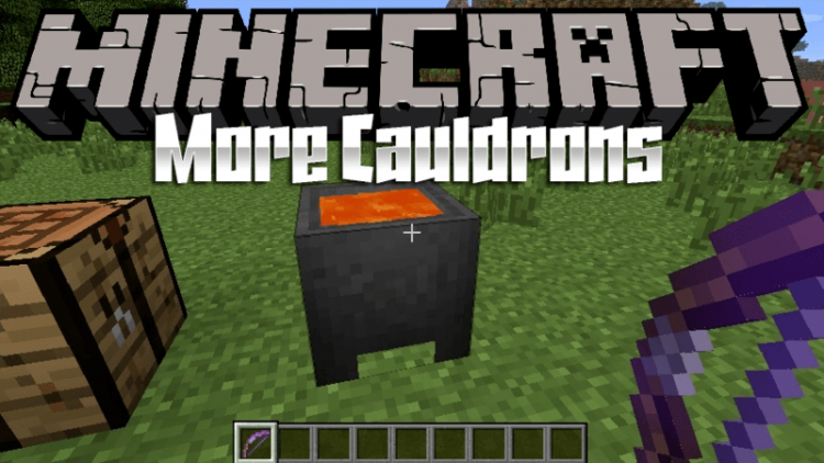 more-cauldrons-mod-1-12-2-1-11-2-for-minecraft More Cauldrons Mod 1.12.2/1.11.2 for Minecraft