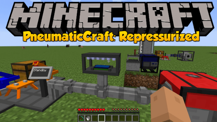 pneumaticcraft-repressurized-mod-1-12-2-1-11-2-for-minecraft PneumaticCraft: Repressurized Mod 1.12.2/1.11.2 for Minecraft
