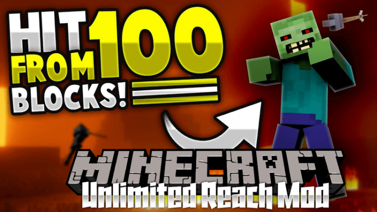 unlimited-reach-mod-1-8-9-hit-from-100-blocks Unlimited Reach Mod 1.8.9 (Hit from 100 Blocks)