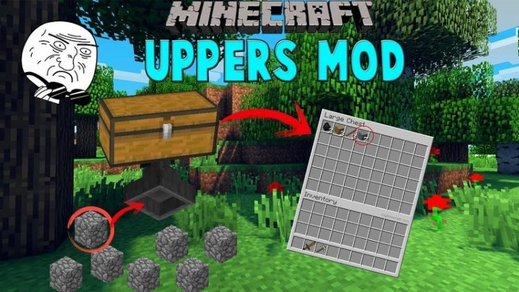 uppers-mod-1-12-2-1-11-2-for-minecraft Uppers Mod 1.12.2/1.11.2 for Minecraft