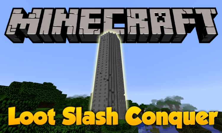 loot-slash-conquer-mod-1-12-2-1-11-2-for-minecraft Loot Slash Conquer Mod 1.12.2/1.11.2 for Minecraft
